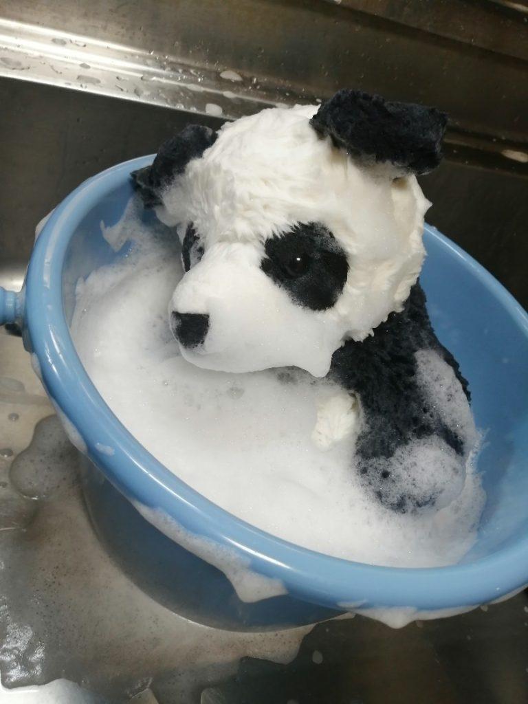 我孫子のサイトウクリーニング、ぬいぐるみクリーニング
